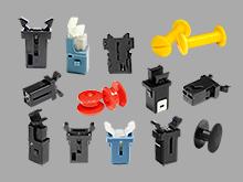塑料门扣系列